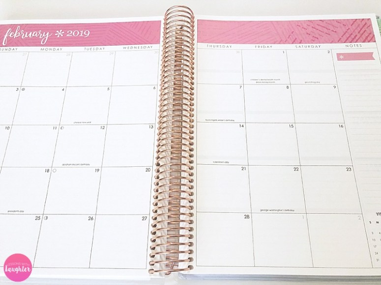Erin Condren Teacher Planner