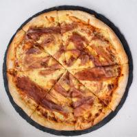 Pizza με πεπερόνι