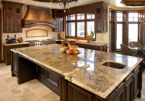 Granite Is A Brilliant Material For Countertops, No Wonder So Many People  Have It In Their Homes. I Just Recently Installed Some In My Own Home; ...