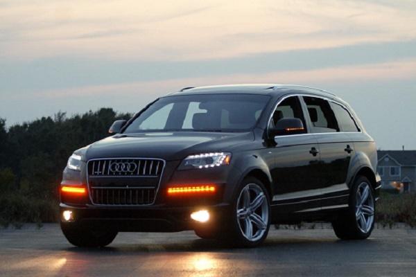 Audi SQ7 TD