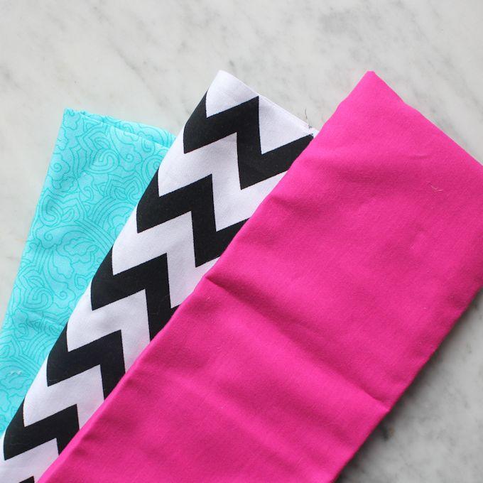 fabric gift wrap