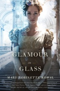 Glamour-in-Glass by Mary Robinette Kowal