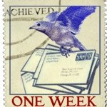 week of mail