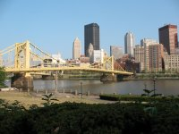Pittsburgh steel