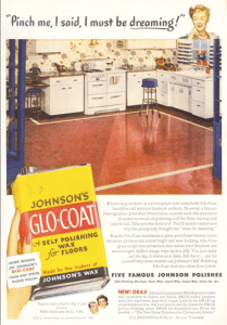 Johnson's Floor Wax
