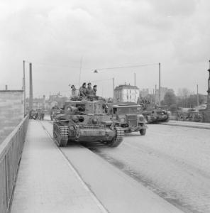 Liberation Of Hamburg, May 3, 1945