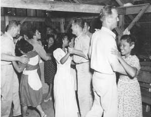 Filipino Dances 1945