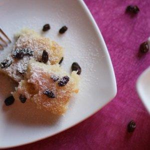 Coconut Semolina Cake (Ravani)