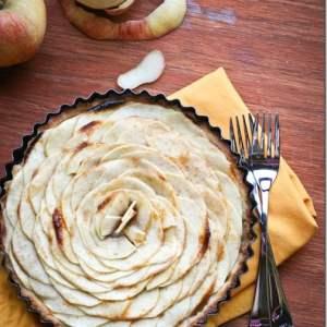 Apple & Pear Tart