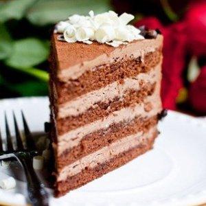 """Cake """"Prague"""" { Пражский Торт по ГОСТу}"""