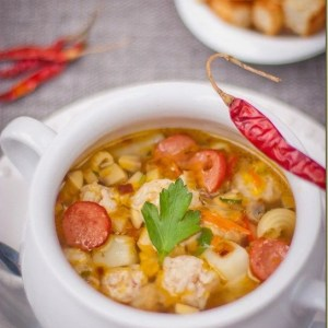Smoky Hunter's Soup