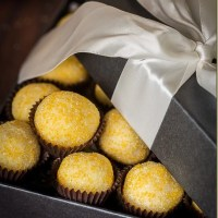 When Life Gives You Lemons, Make... Lemon Truffles!
