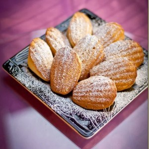 David Lebovits' Lemon Madelines