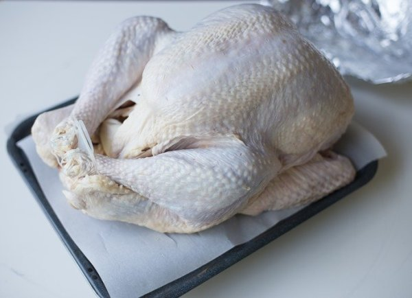 Thanksgiving Roasted Turkey Recipe (Brine Method) + 18 Tips for Success, by Let the Baking Begin!