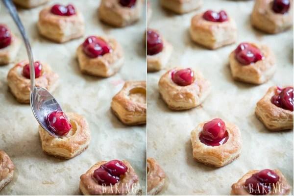 Mini Cherry Pies   Let the Baking Begin!