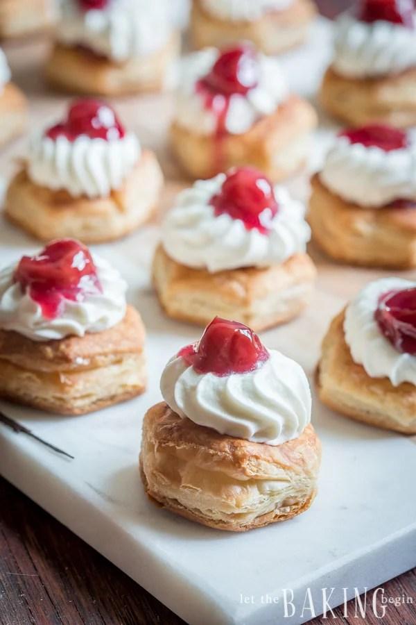 Mini Cherry Pies - Let the Baking Begin! Let the Baking Begin!