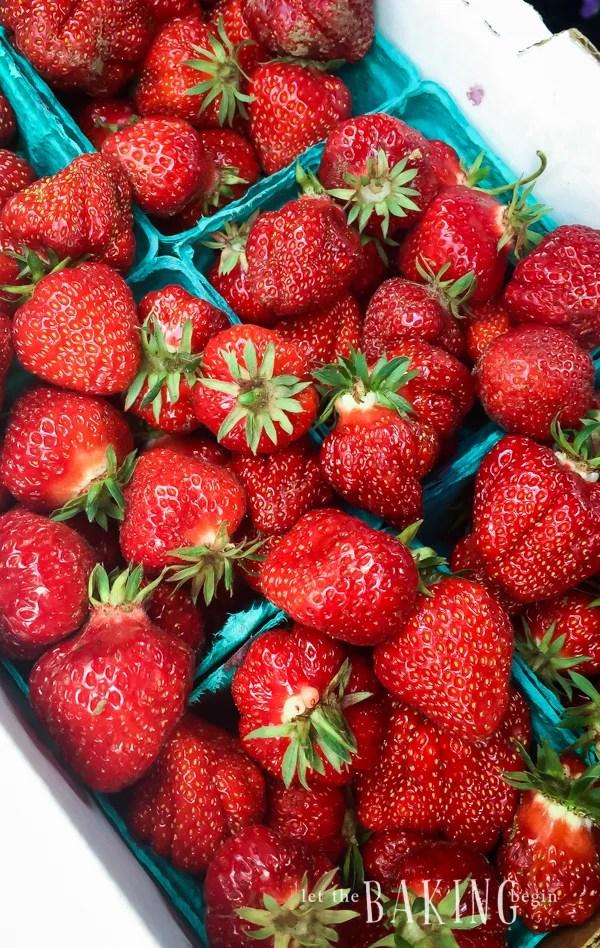 how to make strawberry tea iced