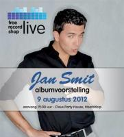 Jan Smit albumvoorstelling