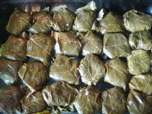 Kofta Wrapped in Grape Leaves | The Levantess
