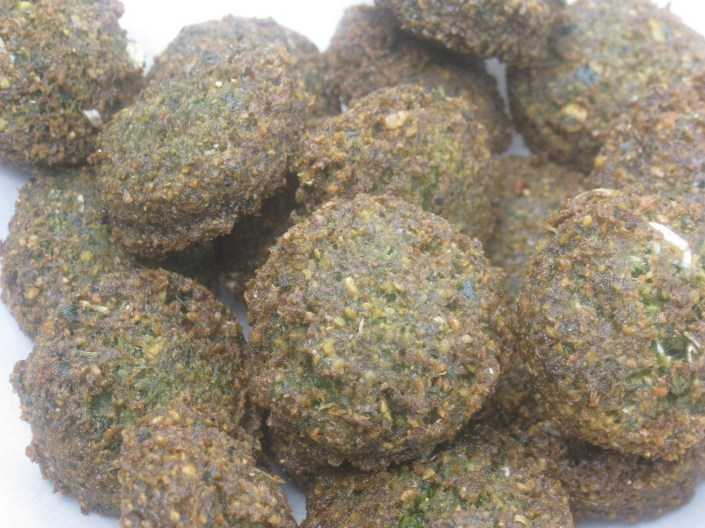 The Levantess's Famous Falafel | The Levantess