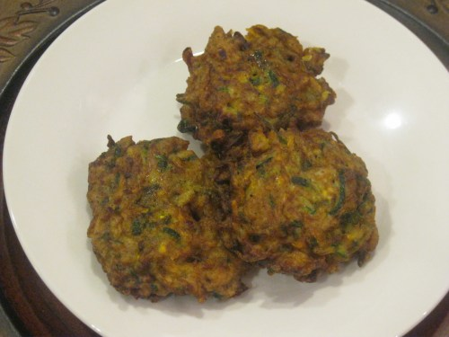 Zucchini Fritters - Ijja| The Levantess