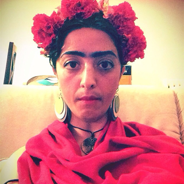 #halloween2013#Ferida#dcsucks #kahlo