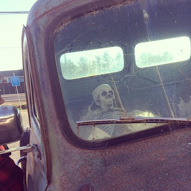 The passenger #ca #roadtrip #napa #ilovewierdos