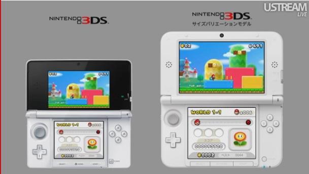 3ds xNintendo 3ds XL screenshot mario