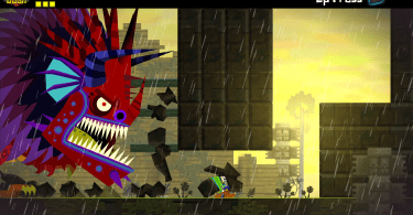 Guacamelee monster chase 1