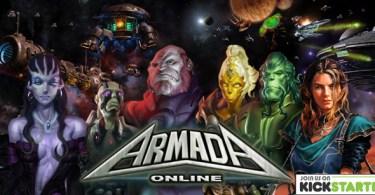 armada online logo