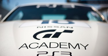 370Z at the Nissan PlayStation GT Academy