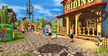 adventure park game 1