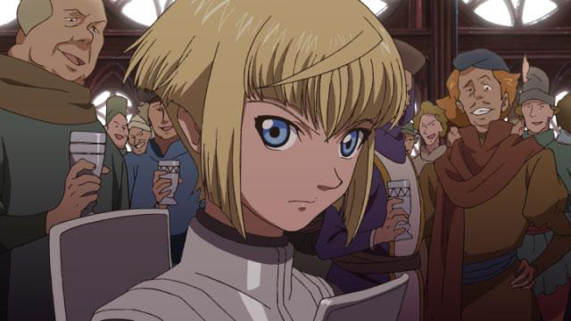 Jeanne darc death stare