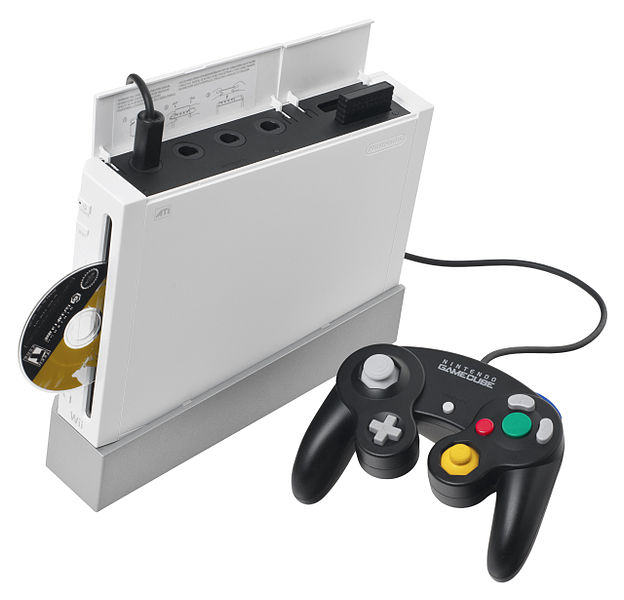 The Wii ran Gamecube games fully, and supported all associated accessories.