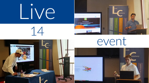 LC Live 2014 event