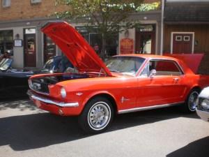 Car Show Saturday In Fallsington