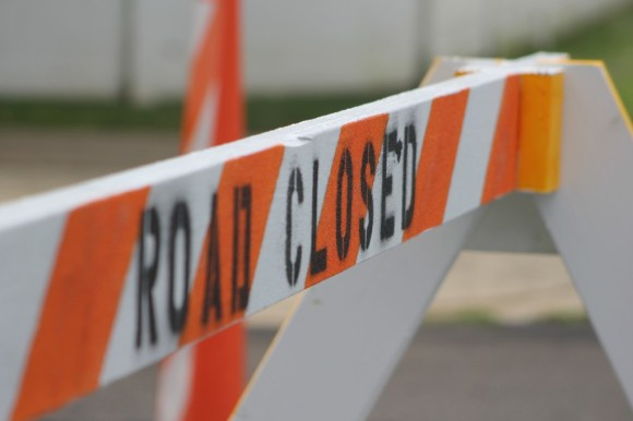 Portion Of Street To Be Closed For Mock Car Crash