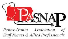 Submitted: Pennsylvania Association of Staff Nurses & Allied Professionals
