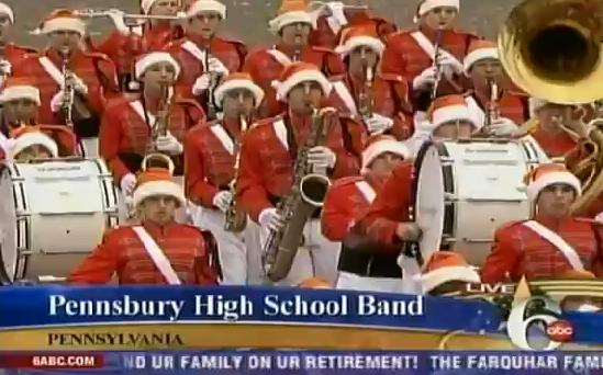 Pennsbury Marching Band To Be Featured In Thanksgiving Day Parade