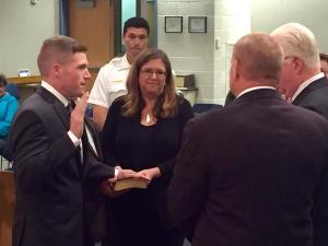 Middletown Hires Recent Police Academy Graduate As Newest Officer