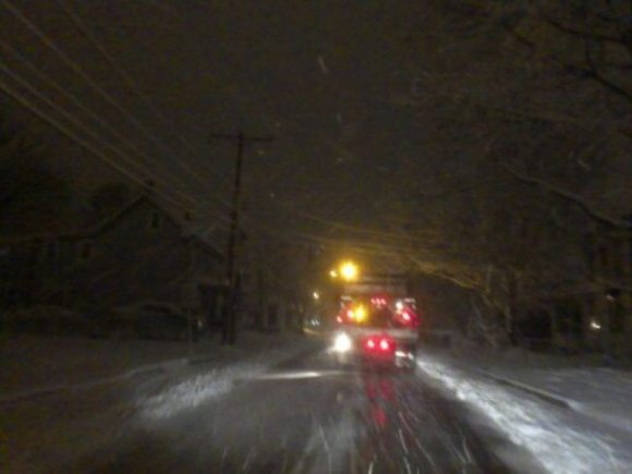 Forecasters Say Levittown Could See 4 To 6 Inches Of Snow