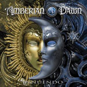 AMBERIAN DAWN - INNUENDO - NAPALM RECORDS - 23 OCTOBRE 2015