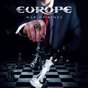 EUIROPE - WAR OF KINGS - UDR RECORDS - MARS 2015
