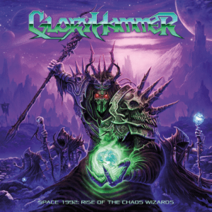 GLORYHAMMER - SPACE 1992 RISE OF THE CHAOS WIZARDS- 25 SEPT - NAPALM RECORDS