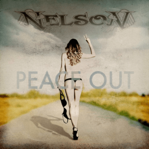 NELSON - PEACE OUT - FRONTIERS MUSIC - 15 MAY
