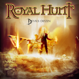ROYAL HUNT -XIII - DEVIL S DOZEN - 21 AOUT - FRONTIERS MUSIC