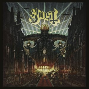 ghost - meliora - loma vista recording - 21 aout 2015
