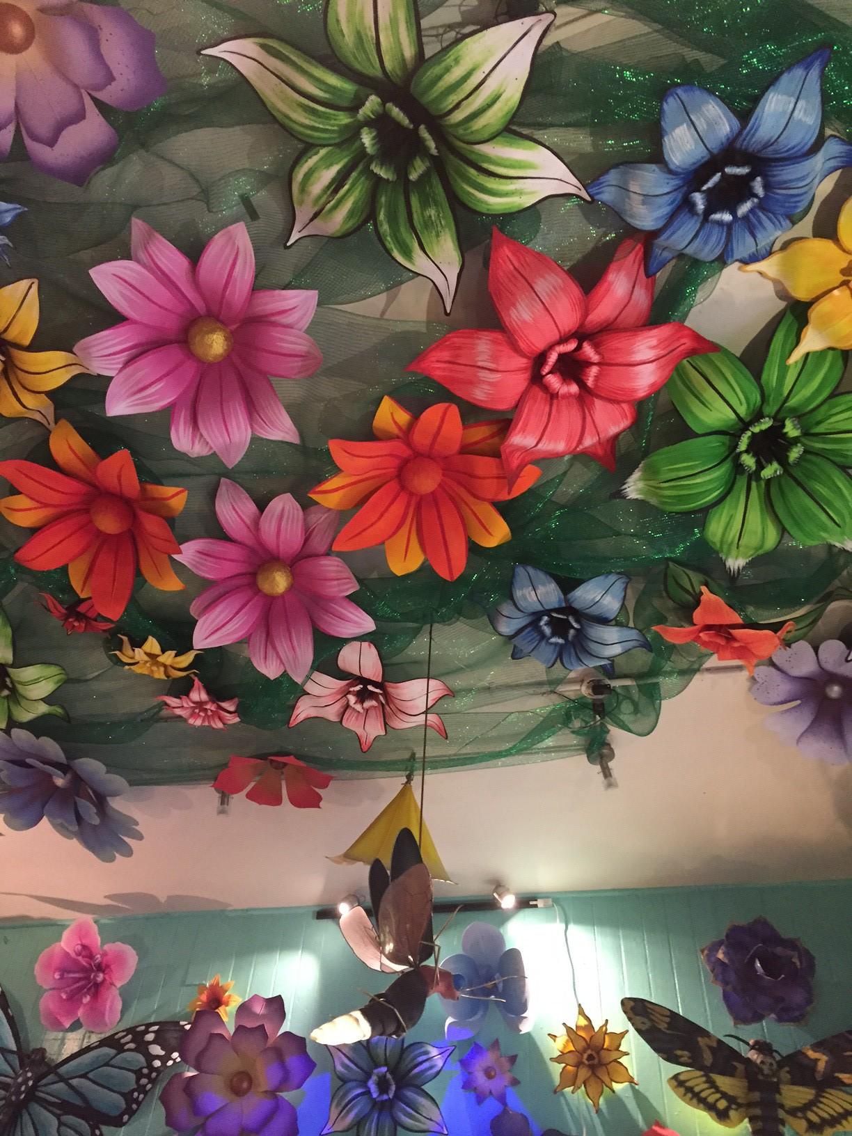 Isn't This Ceiling Amazing?