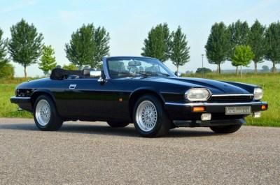 Jaguar XJS convertible 4.0 - Lex Classics