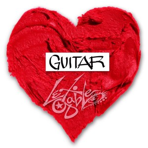 GUITAR :: Lipstick Swatch